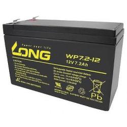 Long Battery WP 7.2-12