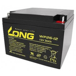 Batterie Long UPS WP 26-12