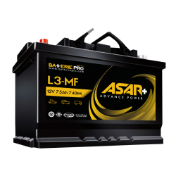 Batterie Asar+ L3-MF