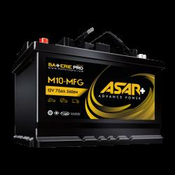 Batterie Asar+ M10-MFG