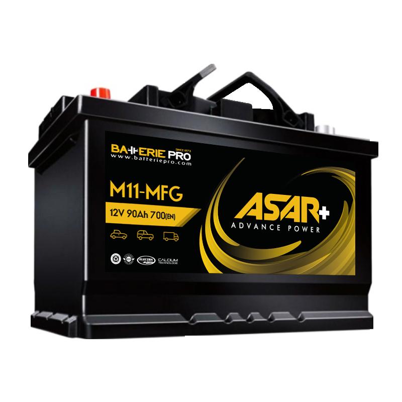 Asar+ M11-MFG