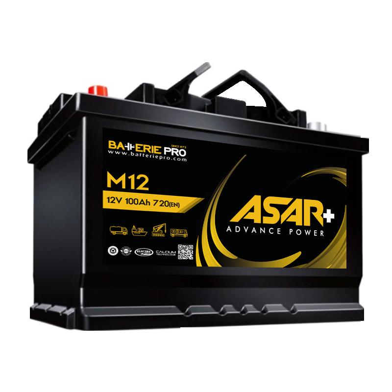 Asar+ M12