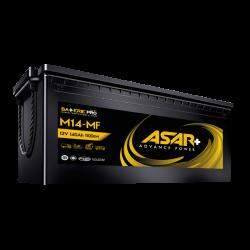 Batterie Asar+ M14-MF