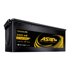 Batterie Asar+ M15-MF