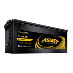 Batterie Solaire Asar+...